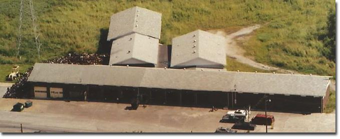 M and M Tires Building